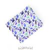 Kołdra obciążeniowa  PREMIUM w niebieskie dinozaury