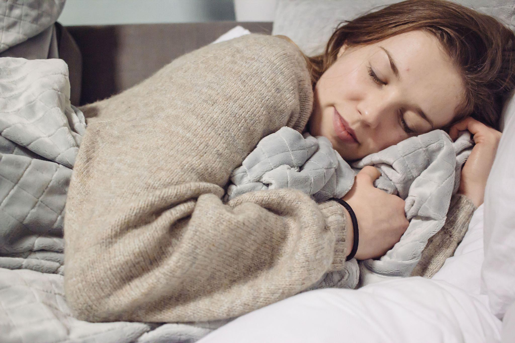 Ciało podczas snu